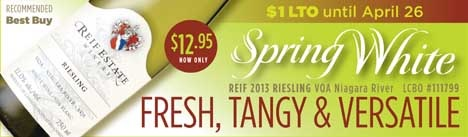 Reif Riesling Spring White