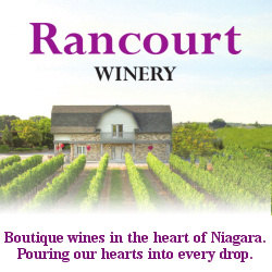 Rancourt Winery boutique wines
