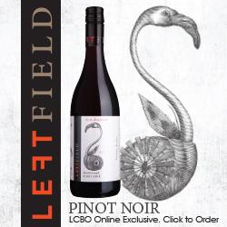 Left Field 2016 Pinot Noir