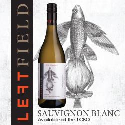 Left Field 2017 Sauvignon Blanc