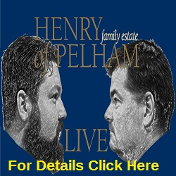 Two Guys Talking LIVE at Henry of Pelham