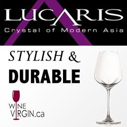 Lucaris Crystal Stemware